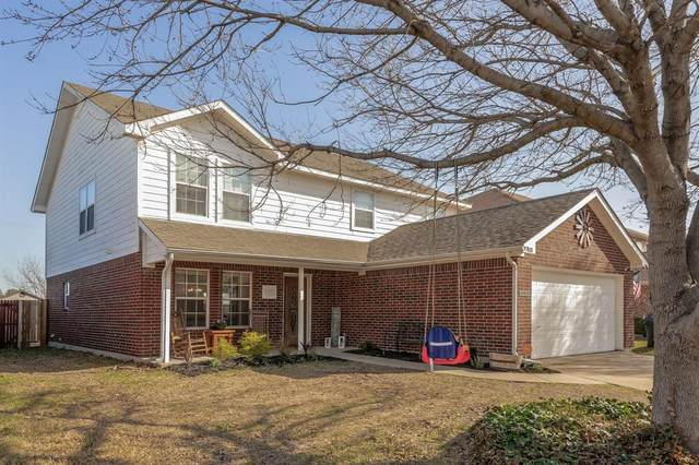 9808 Stoney Bridge Road, Fort Worth, TX 76108 (MLS #14568591) :: The Kimberly Davis Group