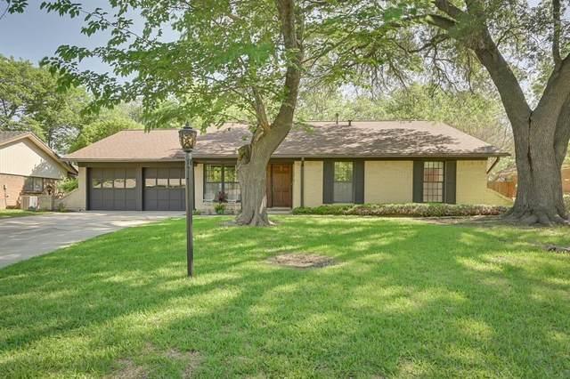 8920 Sirocka Drive, Benbrook, TX 76116 (MLS #14568595) :: Wood Real Estate Group