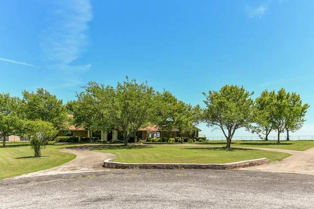 111 S Haven Place, Waxahachie, TX 75165 (MLS #14568596) :: Real Estate By Design