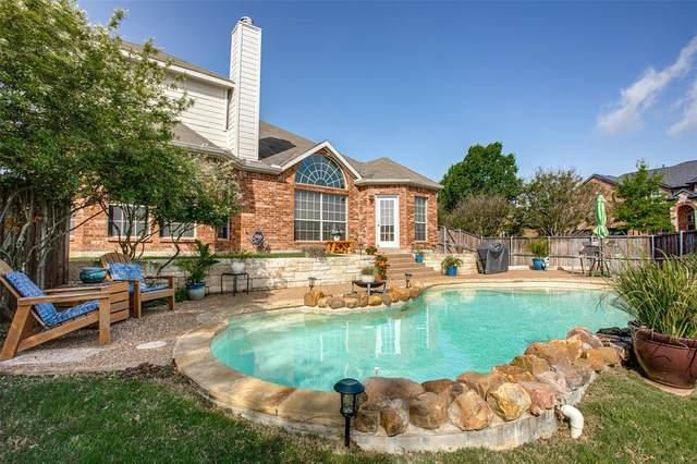 4101 Briarcreek Drive, Fort Worth, TX 76244 (MLS #14568615) :: Wood Real Estate Group