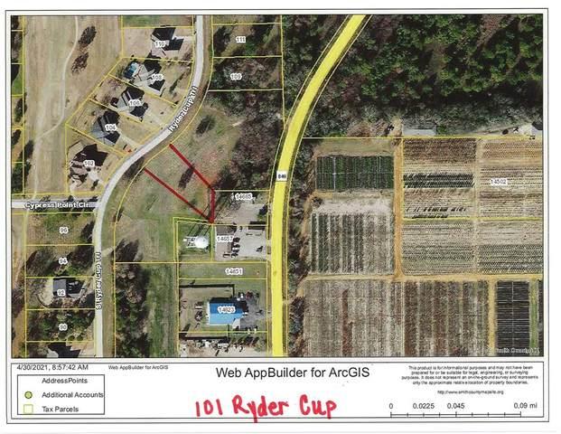 101 Ryder Cup Trail, Hideaway, TX 75771 (MLS #14568616) :: The Tierny Jordan Network