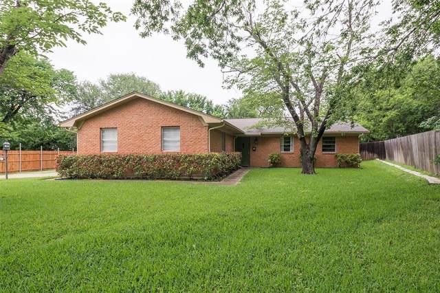 1034 NW 8th Street, Grand Prairie, TX 75050 (MLS #14568618) :: Rafter H Realty