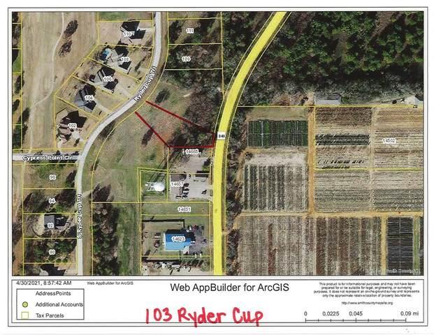 103 Ryder Cup Trail, Hideaway, TX 75771 (MLS #14568632) :: The Tierny Jordan Network