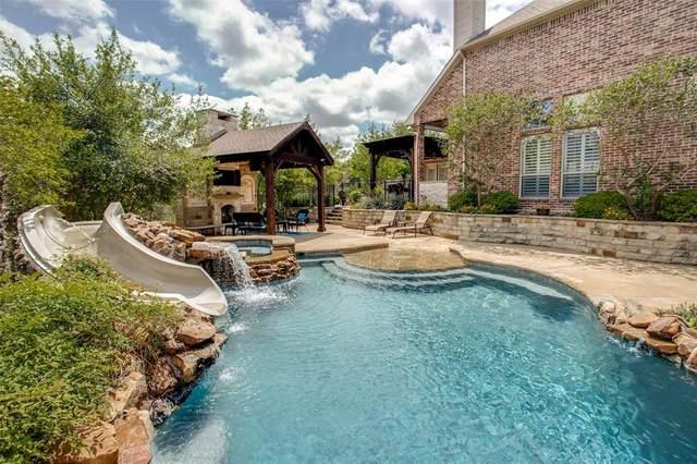 2570 Bendbrook Trail, Prosper, TX 75078 (MLS #14568643) :: EXIT Realty Elite