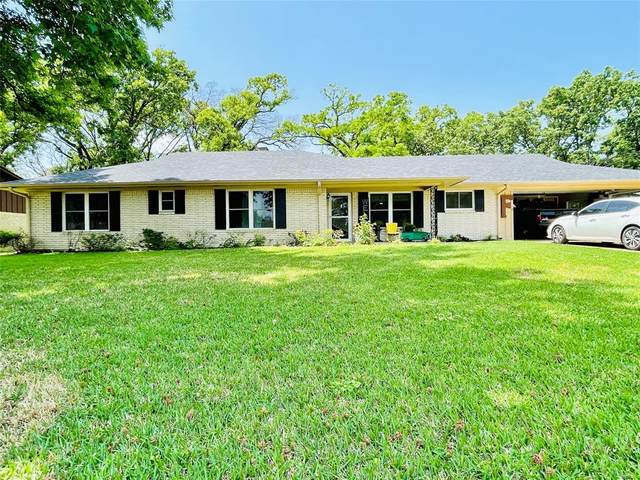 320 Woodcrest Circle, Sulphur Springs, TX 75482 (MLS #14568655) :: The Kimberly Davis Group