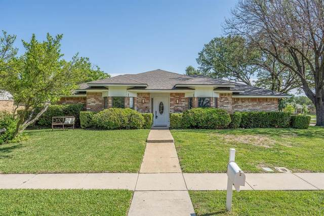 1525 Oak Creek Drive, Lewisville, TX 75077 (MLS #14568658) :: Team Tiller
