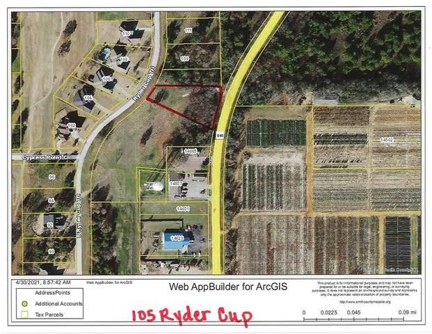 105 Ryder Cup Trail, Hideaway, TX 75771 (MLS #14568666) :: The Tierny Jordan Network