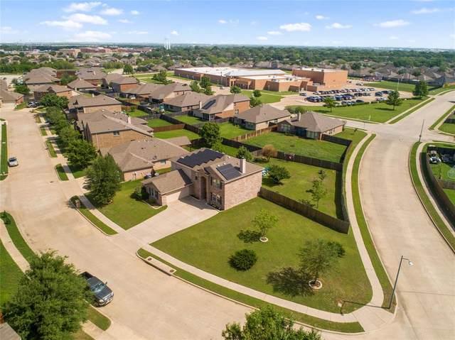 901 Keel Line Drive, Crowley, TX 76036 (MLS #14568669) :: Craig Properties Group