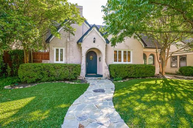 610 Valencia Street, Dallas, TX 75223 (MLS #14568683) :: All Cities USA Realty