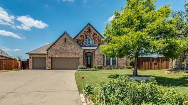 14067 Alden Lane, Frisco, TX 75035 (MLS #14568708) :: Real Estate By Design