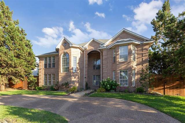 4688 Thanksgiving Lane, Plano, TX 75024 (MLS #14568711) :: Craig Properties Group