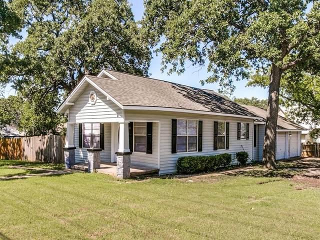 1215 N Elm Street, Weatherford, TX 76086 (#14568721) :: Homes By Lainie Real Estate Group
