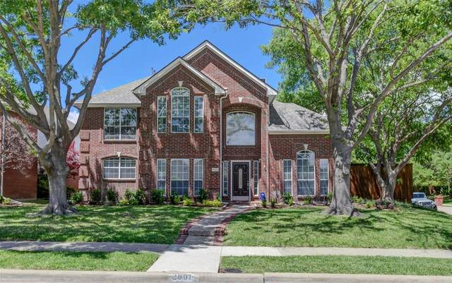 2801 Camp Wood Court, Plano, TX 75025 (MLS #14568726) :: Wood Real Estate Group