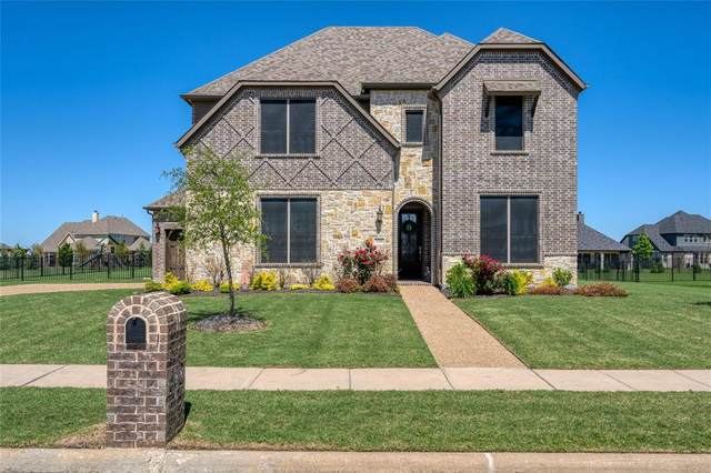 1116 Macgregor Lane, Gunter, TX 75058 (MLS #14568748) :: Craig Properties Group