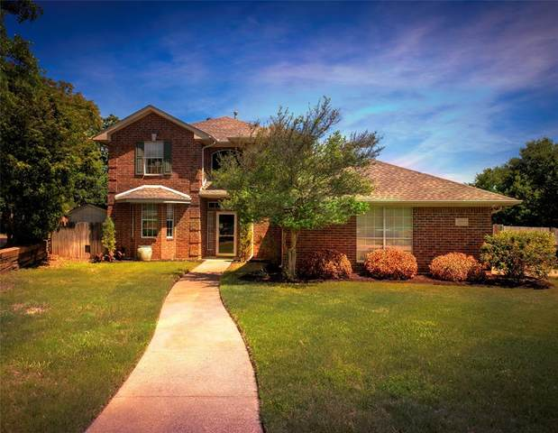 1255 Stonehill Court, Kennedale, TX 76060 (MLS #14568751) :: Rafter H Realty