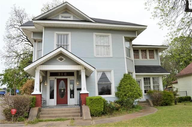 310 W College Street, Terrell, TX 75160 (MLS #14568756) :: The Mauelshagen Group