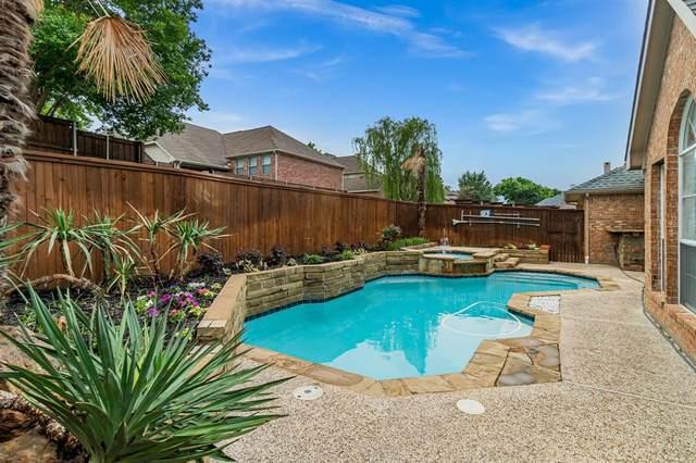 5125 Lakehill Boulevard, Frisco, TX 75034 (MLS #14568757) :: The Good Home Team