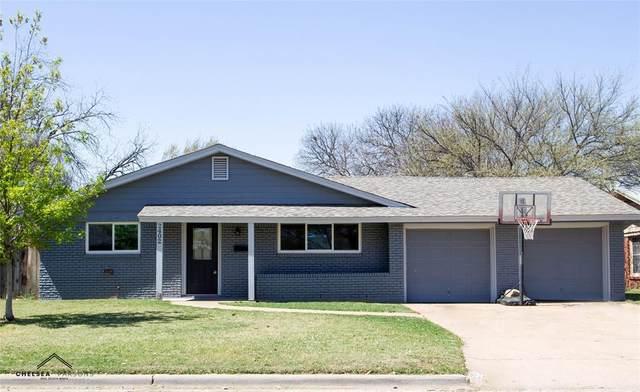 2402 Ivanhoe Lane, Abilene, TX 79605 (MLS #14568783) :: Front Real Estate Co.