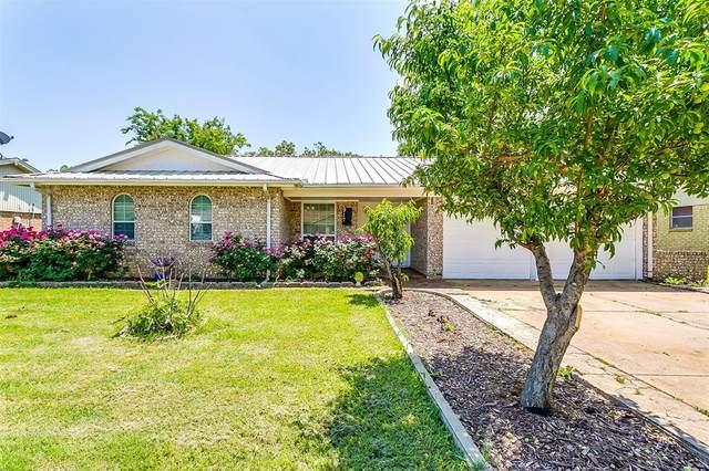 917 Pecan Street, Crowley, TX 76036 (MLS #14568802) :: Craig Properties Group