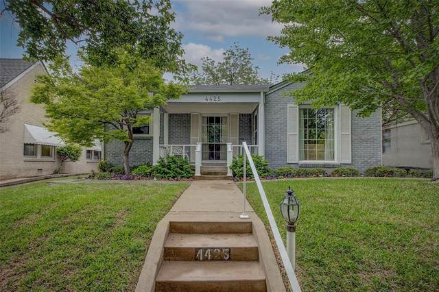 4425 Pershing Avenue, Fort Worth, TX 76107 (MLS #14568807) :: The Kimberly Davis Group