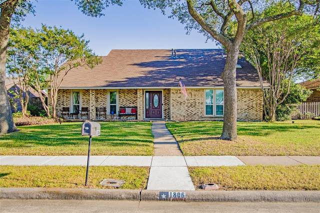 1806 Berkner Drive, Richardson, TX 75081 (MLS #14568817) :: Wood Real Estate Group