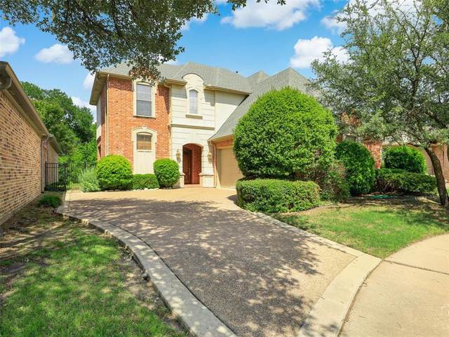6013 Wolf Creek Trail, Plano, TX 75093 (MLS #14568834) :: Real Estate By Design