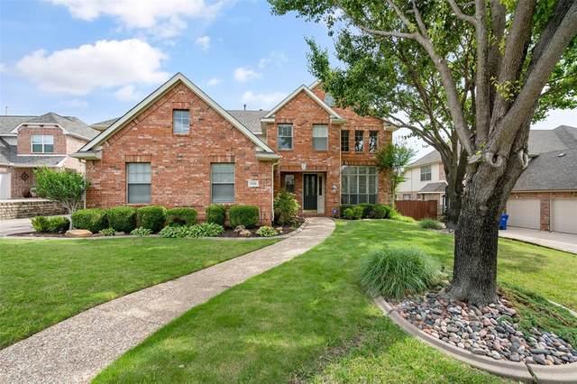 2616 Green Oak Drive, Carrollton, TX 75010 (MLS #14568841) :: The Tierny Jordan Network