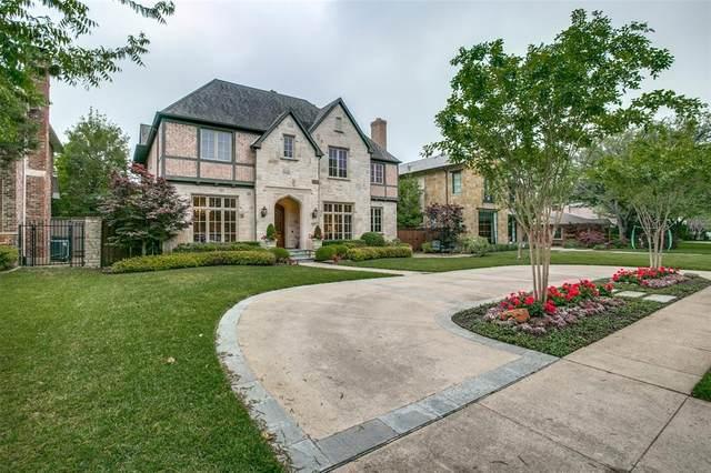 3225 Colgate, University Park, TX 75225 (MLS #14568842) :: Wood Real Estate Group