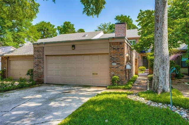 6441 Southpoint Drive, Dallas, TX 75248 (MLS #14568844) :: The Good Home Team