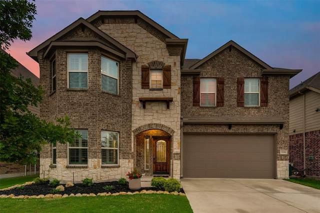 15304 Mallard Creek Street, Fort Worth, TX 76262 (MLS #14568845) :: Justin Bassett Realty