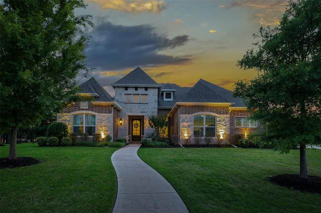 5804 Bryton Court, Colleyville, TX 76034 (MLS #14568846) :: EXIT Realty Elite