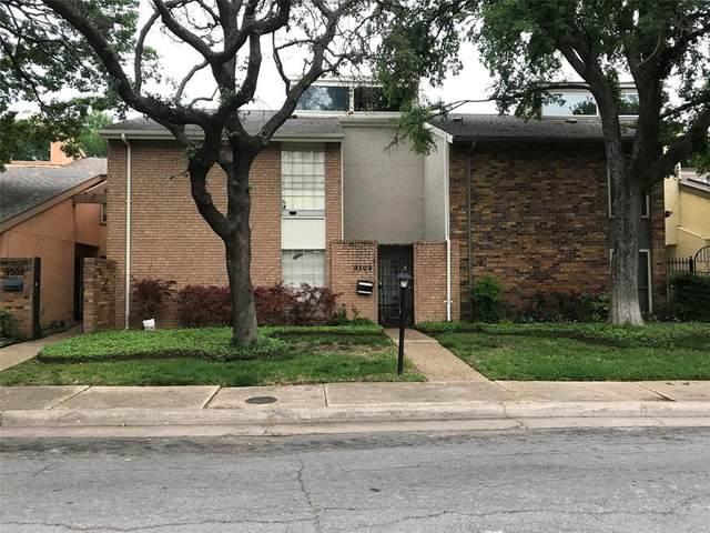 9309 Chimneysweep Lane, Dallas, TX 75243 (MLS #14568849) :: RE/MAX Pinnacle Group REALTORS