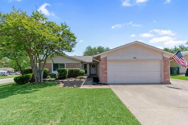 101 Kemper Court, Lewisville, TX 75067 (MLS #14568875) :: The Kimberly Davis Group