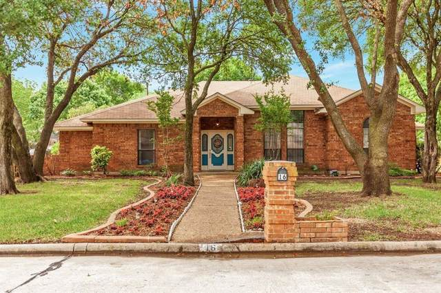 16 Rolling Hills Circle, Denton, TX 76205 (#14568888) :: Homes By Lainie Real Estate Group