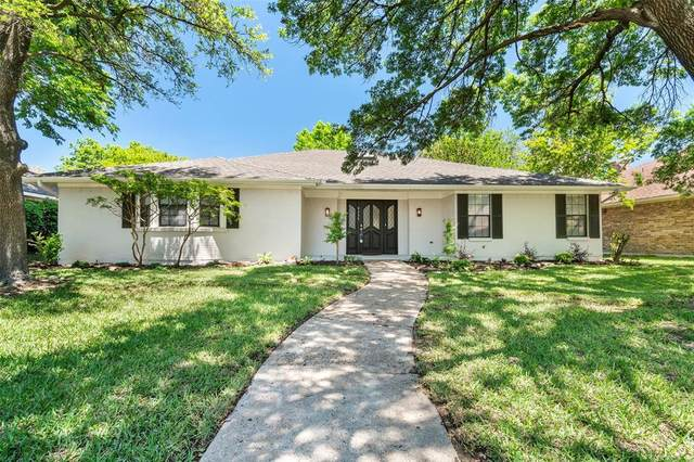9735 Trevor Drive, Dallas, TX 75243 (MLS #14568893) :: The Kimberly Davis Group