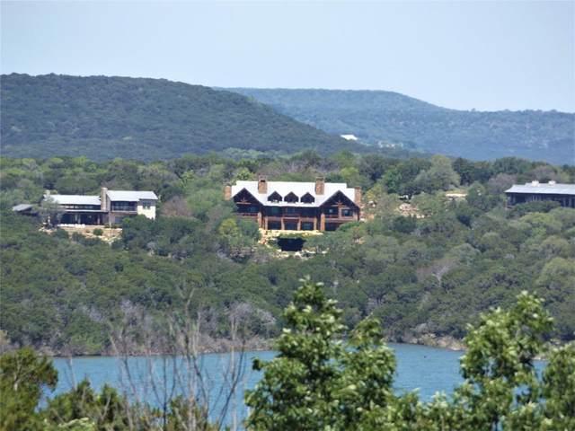 Lot 200 Bay Hill Drive, Possum Kingdom Lake, TX 76449 (MLS #14568902) :: RE/MAX Landmark
