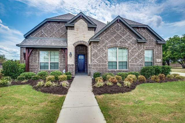103 Water Garden Drive, Waxahachie, TX 75165 (#14568907) :: Homes By Lainie Real Estate Group