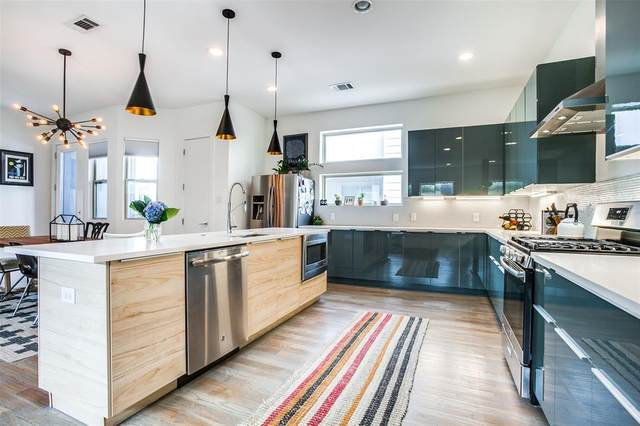 5714 Bryan Parkway C, Dallas, TX 75206 (MLS #14568912) :: Trinity Premier Properties