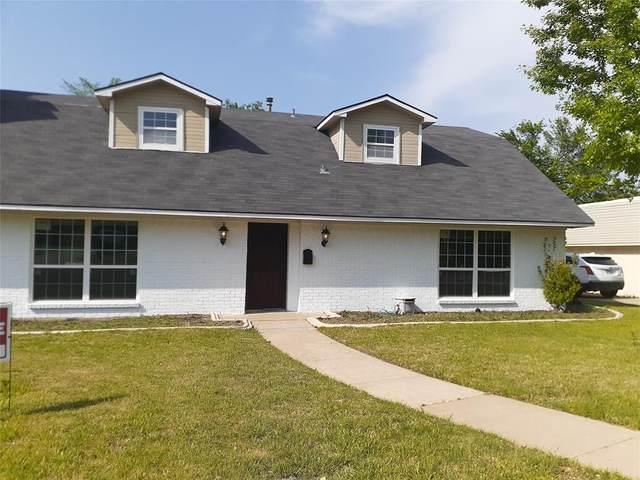 611 Wilson Court, Duncanville, TX 75137 (MLS #14568914) :: EXIT Realty Elite