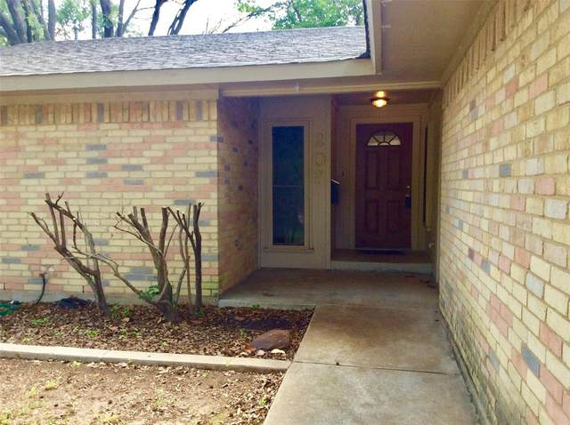 207 Village Drive, Lewisville, TX 75067 (MLS #14568920) :: Team Tiller