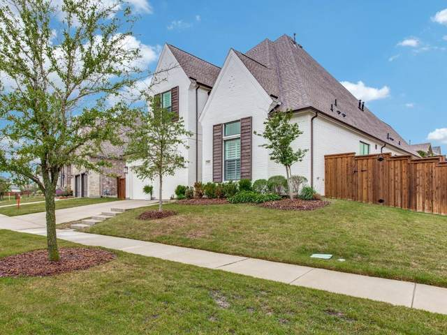 1644 Prairie Ridge Road, Aledo, TX 76008 (MLS #14568924) :: The Kimberly Davis Group