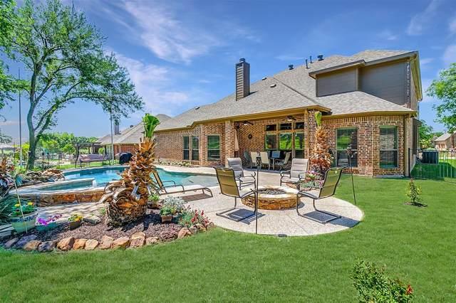 12256 Indian Creek Drive, Fort Worth, TX 76179 (MLS #14568928) :: Team Tiller