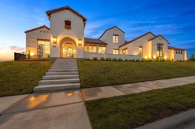 2600 Paladora Drive, Aledo, TX 76008 (MLS #14568940) :: The Kimberly Davis Group