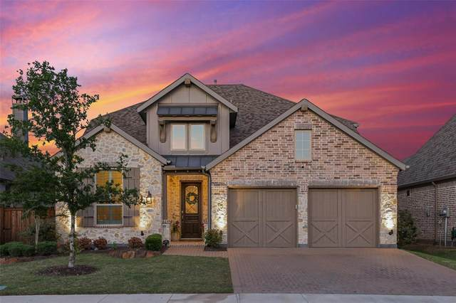 8117 Lismore, The Colony, TX 75056 (MLS #14568966) :: Frankie Arthur Real Estate