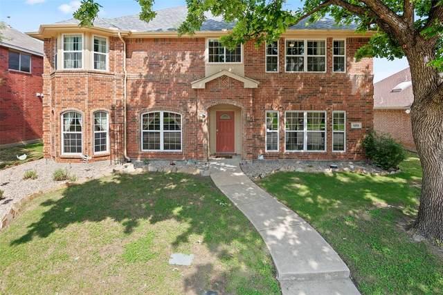 1221 Logan Drive, Lewisville, TX 75077 (MLS #14568989) :: Real Estate By Design