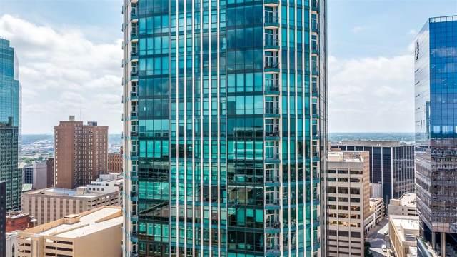 500 Throckmorton Street #1608, Fort Worth, TX 76102 (MLS #14569008) :: Premier Properties Group of Keller Williams Realty