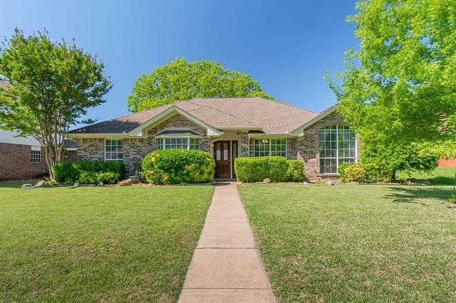 1845 Elm Creek Drive, Garland, TX 75040 (MLS #14569009) :: Craig Properties Group