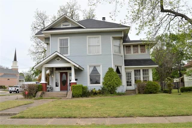 310 W College Street, Terrell, TX 75160 (MLS #14569034) :: The Mauelshagen Group
