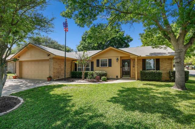 739 Somerset Court, Mansfield, TX 76063 (MLS #14569037) :: The Krissy Mireles Team