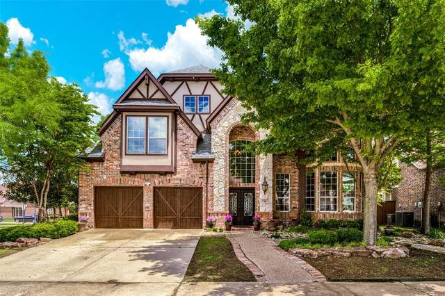 701 Irwin Drive, Mansfield, TX 76063 (MLS #14569047) :: All Cities USA Realty